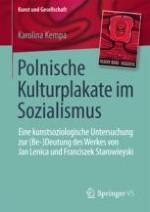 Kulturplakate im Kontext kultureller, politischer und gesellschaftlicher Rahmenbedingungen, oder: 'Kultur als Kampfplatz'