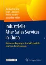 China als Absatzmarkt für Schweizer Unternehmen
