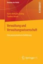 Allgemeine Grundlagen der Verwaltung in Deutschland