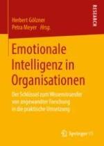 Die Relevanz von emotionaler Intelligenz für den Erfolg von Organisationen – der Blick in die Gegenwart, Vergangenheit und Zukunft