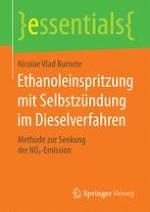 Einleitung: Zukunftschancen des Dieselverfahrens
