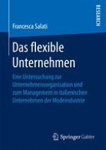 Flexibilisierung der Planung durch Dezentralisierung und Selbstorganisation