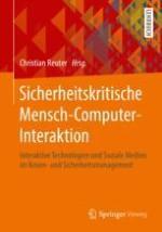 Sicherheitskritische Mensch-Computer-Interaktion – Einleitung und Überblick