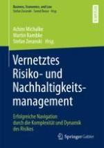 Aktuelle Entwicklungen von Standards im Risikomanagement - Auf dem Weg zu mehr Nachhaltigkeit?