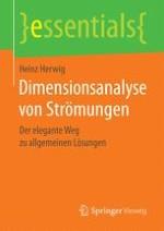Einleitung: Dimensionsanalyse und Modelle