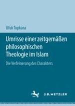 Zur Verortung einer zeitgemäßen Islamischen Theologie