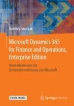 Microsoft Dynamics 365/AX im Überblick