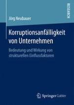 Korruption als strukturelle Herausforderung des Compliance-Managements
