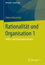 Einleitung Elemente einer Theorie rationaler politischer Akteure (1991/2017)