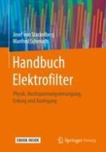 Übersicht zu Aufbau und Funktion von Elektrofiltern
