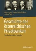 Anfänge des modernen Bankwesens in Österreich