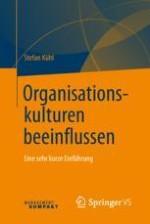Organisationskultur – was ist das ?