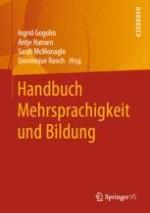 Mehrsprachigkeit und Bildung – zur Konzeption des Handbuchs