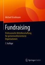 "Definition des Begriffs ""Fundraising"""