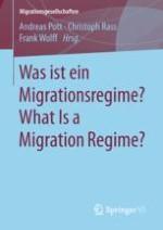 Was ist ein Migrationsregime? Eine Einleitung