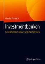 Wesen der Investmentbank