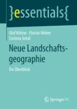 Einleitung: Vom Kern der Geographie über das Tabu zu einer 'neuen Landschaftsgeographie'