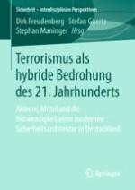 Das Bedrohungspotenzial durch Islamismus und islamistischen Terrorismus
