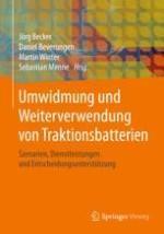Einführung in die Umwidmung und Weiterverwendung von Traktionsbatterien