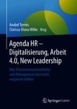 Digitale Transformation – HR vor enormen Herausforderungen