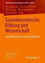 Sozialwissenschaftlichkeit als sozioökonomiedidaktisches Prinzip