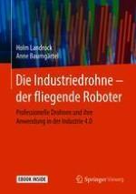 Drohnen und Industriedrohnen