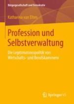 Einleitung: Implikationen differenter Self-Governance und binnenperspektivische Legitimation