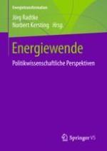 Energiewende in Deutschland. Lokale, regionale und bundespolitische Perspektiven