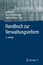 Verwaltungsreform – eine Daueraufgabe