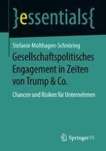 Gesellschaftspolitisches Engagement in Zeiten der Polarisierung