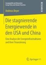 Einleitung: Energieinfrastruktur und ihre Finanzierung in den USA und der Volksrepublik China