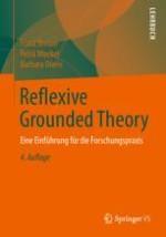 Reflexive Grounded Theory – Annäherung an ein Verfahren qualitativer Methodik