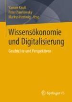Wissen, Wissensbasierte Ökonomie, Wissensgesellschaft: Einleitung