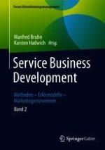 Service Business Development – Entwicklung und Durchsetzung serviceorientierter Geschäftsmodelle