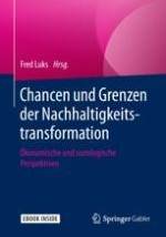 (Große) Transformation – die neue große Nachhaltigkeitserzählung?