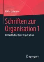 Der Funktionsbegriff in der Verwaltungswissenschaft