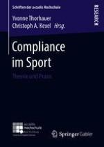 Compliance und Fairness – Ein Vorschlag zur Begriffsbestimmung