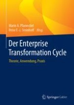 Der Enterprise Transformation Cycle – Ein praxiserprobtes Modell für die erfolgreiche Unternehmenstransformation