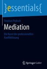 Was ist Mediation?
