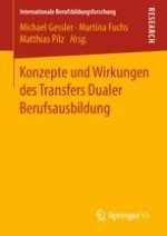 Der internationale Berufsbildungstransfer im Lichte der deutschen Berufsbildungsforschung: Wie der Geist aus der Flasche