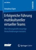Führung multikultureller virtueller Teams als zentrale Herausforderung für Führungskräfte im 21. Jahrhundert