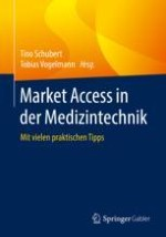 Marktzugang in der Medizintechnik