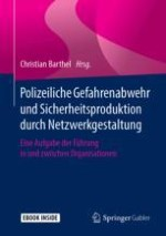 Schlussbetrachtung Kontextmanagement Dienststellenentwicklung Und