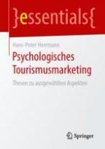 Gegenstand des psychologischen Tourismusmarketings