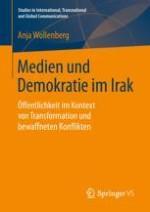 Einleitung: Warum die Frage nach der Rolle der Medien im Irak relevant ist