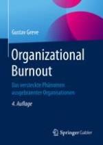 Organizational Burnout?
