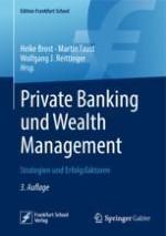 Private Banking und Wealth Management – Ein Überblick über Marktsegmente und Leistungsangebote