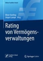 Orientierung ja – Optimierung nein: Zum Nutzen eines Ratings von Vermögensverwaltern für den Anleger
