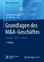 M&A-Markt und M&A-Studium