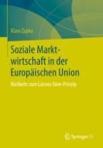 Konfliktszenario: Soziale Marktwirtschaft im Stress zwischen Distribution, Angebotsökonomik und Laisser-faire